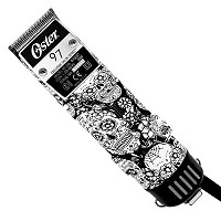 Oster Heavy Duty Clipper Skull Edition