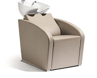 Sibel Elegantia- Backwash Unit Complete / Chair Beige