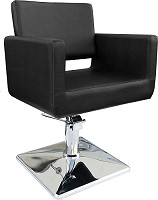 "Hairway Styling Chair ""Sandro"" Black"