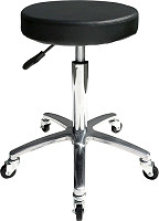 Hairway Stylists stool »Comfort« black