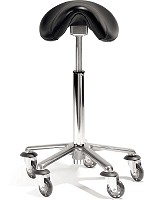 Sibel Cutting Stool Rollercoaster Exclusive Saddle S / Medium