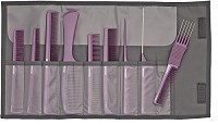 Jaguar Comb set lilac