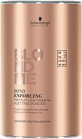Schwarzkopf BlondMe Bond Enforcing Premium Lightener 9+ 450 g