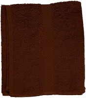 Fripac Walk-Terry Towel Dark Brown 50 x 90 cm