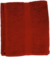 Fripac Walk-Terry Towel Red 50 x 90 cm