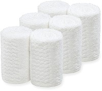 Barburys Take Care Facial Towels 6 pieces / White