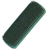 Fripac Hairdresser's Clothes Brush Green